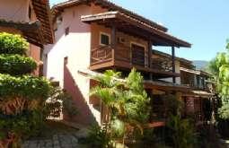 REF: CA-506 - Casa em Ilhabela-SP  Centro da Ilha