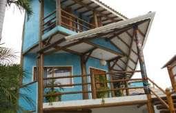REF: 519 - Casa em Condomínio/loteamento Fechado em Ilhabela-SP  Praia do Curral