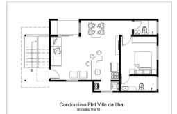 REF: AP-532 - Apartamento em Ilhabela-SP  Praia da Vila