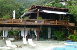 REF: CC-615 - Casa em Condomínio/loteamento Fechado em Ilhabela-SP  Santa Teresa