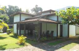 REF: CC-648 - Casa em Condomínio/loteamento Fechado em Ilhabela-SP  Água Branca