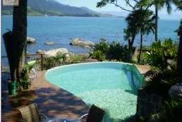 Casa para locação temporada  em Ilhabela-SP - Praia do Viana REF:374