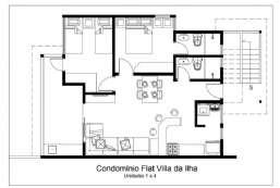Apartamento à venda  em Ilhabela-SP - Praia da Vila REF:530