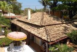 Casa para locação temporada  em Ilhabela-SP - Pequeá REF:CA-484