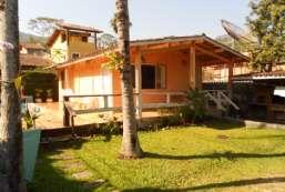 Casa para locação temporada  em Ilhabela-SP - Praia do Pinto REF:CA-502