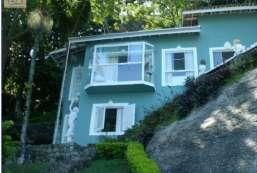 Casa para locação temporada  em Ilhabela-SP - Itaguassú REF:CA-249
