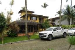 Casa em condomínio/loteamento fechado à venda  em Ilhabela-SP - Água Branca REF:618