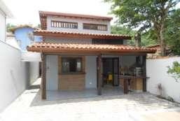 Casa para locação temporada  em Ilhabela-SP - Itaquanduba REF:CA-443