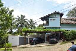 Casa para locação temporada  em Ilhabela-SP - Itaquanduba REF:CA-434