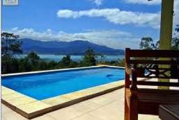 Casa para locação temporada  em Ilhabela-SP - Praia do Pinto REF:502