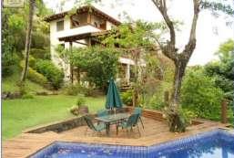 Casa em condomínio/loteamento fechado para locação temporada  em Ilhabela-SP - Vila -. Sobreomar REF:CC-557