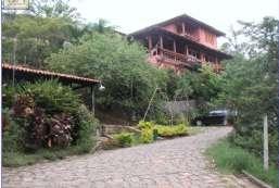 Casa em condomínio/loteamento fechado à venda  em Ilhabela-SP - Água Branca REF:CC-659