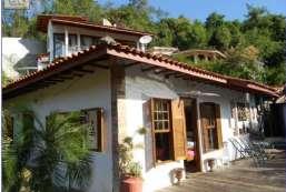 Casa para locação temporada  em Ilhabela-SP - Praia da Armação REF:CA-111
